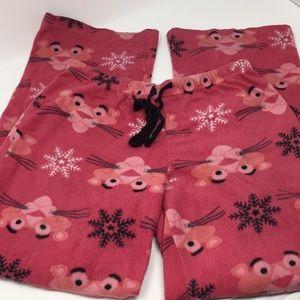 Pink panther Pajama bottoms